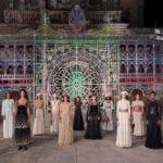 I trulli di Alberobello protagonisti dello shopping natalizio di Dior Cruise 2021